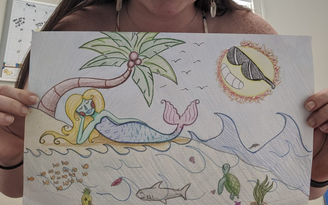 Draw with Heather!